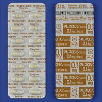 Tamsulosin盐酸坦索罗辛胶囊0.1mg「MED」:140粒