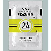 Tsumura加味逍遙散顆粒2.5g(24):189包