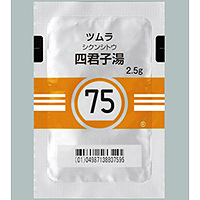 Tsumura四君子汤精华颗粒 2.5g(75):42包(14日分)
