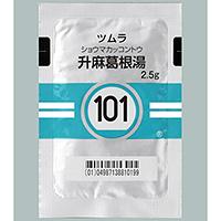 Tsumura升麻葛根汤精华颗粒 2.5g(101):42包(14日分)