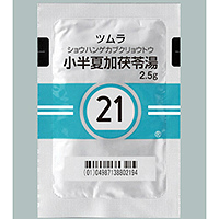 Tsumura小半夏加茯苓湯顆粒2.5g(21):42包(14日分)