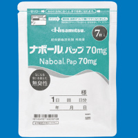 Naboal双氯芬酸钠贴70mg(膏药):21枚(7枚×3袋)