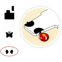 Nipro FS血糖检测感应灯(商品コード:11-775):25枚(流通商品为使用期限1年未满)