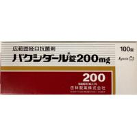 Baccidal诺氟沙星200mg:100片