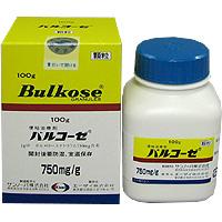 Bulkose卡梅尔钠颗粒 75%:100g
