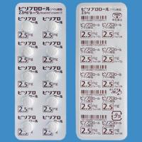 Bisoprolol Fumarate比索洛尔富马酸盐2.5mg「東和」:100片
