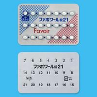 Favoir口服避孕药21:1板