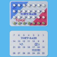 Favoir口服避孕药28:1板