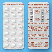 Planovar孕烯醇/乙炔雌二醇复合颗粒:21粒