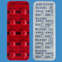 Mecobalamin甲钴胺末梢性神経障害治疗剂500「東和」:100片