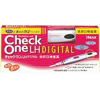 日本 Checkone LH 数据排卵日检测棒:10回用