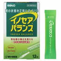 佐藤Inosea Balance曲昔匹特配合调整胃黏膜肠胃药:12包【2類】