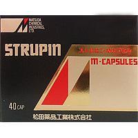 松田薬品工業Strupin精力剂(剧):40cap【1類】