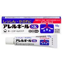 第一三共去疹止痒膏SK  :10g【2類】