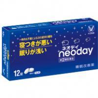 大正 Neoday睡眠改善片:12片【2類】
