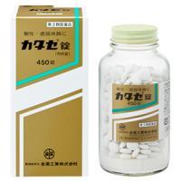 全药工业 Catase酸性体质钙片::450片【2類】