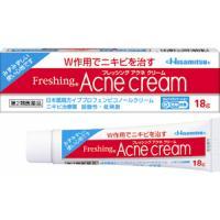 久光 Hisamitsu Freshing Acne双重作用祛痘乳膏:18g【2類】