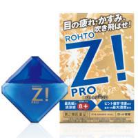乐敦 ZI-Pro-d劲爽缓解疲劳眼药水【裸眼专用】:12mL【2類】