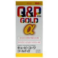 日本兴和 丘比特兴和金装阿尔法:160片入【3類】