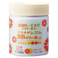 日本臓器 祛痘美肌恢复疲劳补剂维生素BB :120粒