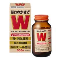 日本Wakamoto 若元锭 :300粒