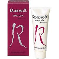 全薬工業 ROMO softA皮肤保湿药用乳霜:50gx12入