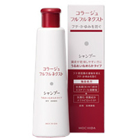 持田 去屑止痒 洗发水 保湿润滑型: 200ml