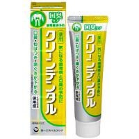 第一三共 Clean Dental 预防口臭黄色款牙膏 :100g
