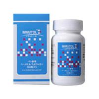 日本Immutol面包酵母增强免疫力:350mg×125粒