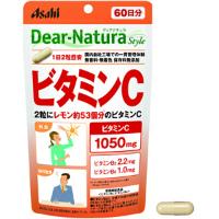 朝日Asahi Dear-Natura 维生素C/VC 胶囊 :40粒