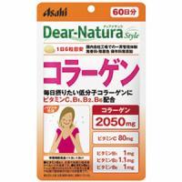 朝日Asahi Dear-Natura胶原蛋白维生素美肌美容养颜:360粒