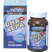 丸万Maruman DHA&EPA :120粒