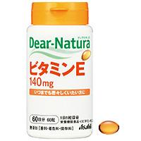 朝日Asahi Dear-Natura维生素E :30粒