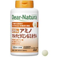 朝日Asahi Dear-Natura29种氨基酸复合维生素矿物质:300片