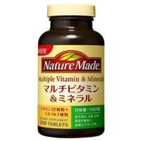 大塚 Nature-Made多维生素&矿物质 :200粒
