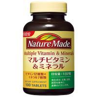 大塚 Nature-Made多维生素&矿物质 :100粒