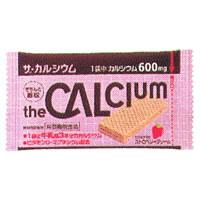 大塚制药 高钙威化(草莓奶油味) :2块×5袋装(1盒)