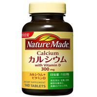 大塚制药 Nature-Made 钙片: 140粒