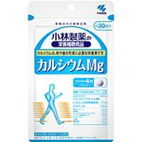 小林制药 营养补助食品钙镁片:120粒