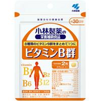 小林制药 维生素B群: 60粒