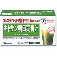 小林制药 壳聚糖明天叶子青汁:30袋