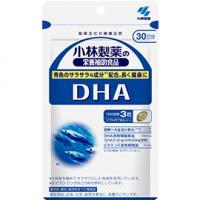 小林制药 DHA高浓度深海鱼油 成人儿童:90粒
