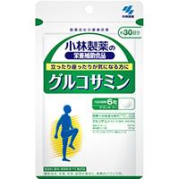 小林制药 氨糖关节软骨素 膝盖疼痛关节润滑:180粒
