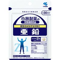 小林制药 维持男性健康锌片:60粒