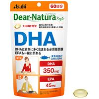 朝日Asahi Dear-Natura补充DHA:180粒
