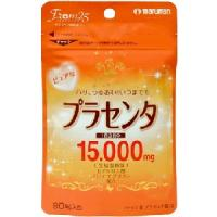Maruman丸万美容养颜胎素精华15000mg:90粒入
