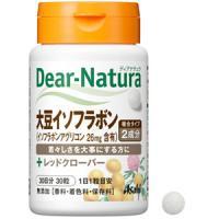 朝日Asahi Dear-Natura大豆异黄酮 :30粒