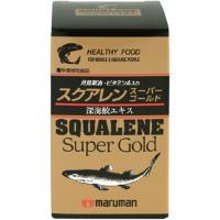 丸万maruman角鲨烯超级黄金颗粒:300粒