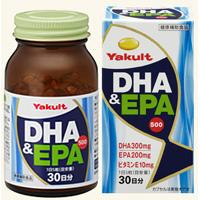 养乐多Yakult DHA&EPA500:300粒