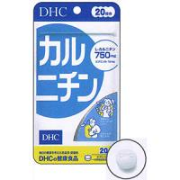 DHC的健康食品左旋肉碱(20日分):100粒